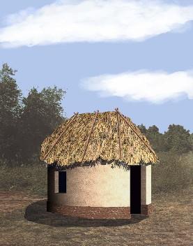 Dalla capanna alla casa per conoscere lo sviluppo dell for Tipi di abitazione